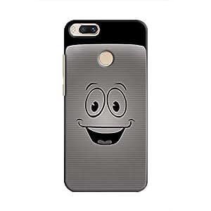 Cover It Up - Screenface Mi A1 Hard case