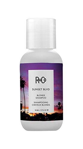 R+Co Sunset BLVD Blonde Shampoo Travel, 1.7 oz.