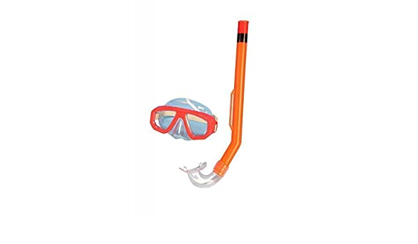 Set de snorkel / Set buceo / Máscara de submarinismo con Esnórquel ...