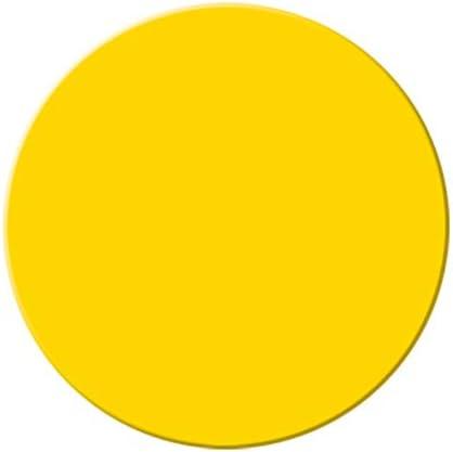 gro/ß ca Motivlocher mit Hebel 38,1 mm Kreis Ursus 19490003 gelb