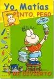 img - for Yo, Matias Pinto, Pego y Me Divierto - Con Stick (Spanish Edition) book / textbook / text book