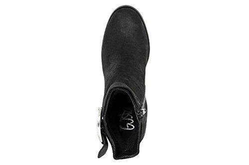 GUSTO Femme - Bottes - Autres Cuir - 5544_Shaker_Black QYhrKkN