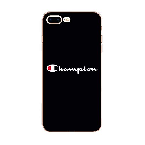 Ailsa_for iPhone X 7 8 4 4S 5 5S SE 5C 6 6S Plus Phone Case Coque Back Cover Luxury Champion Soft TPU Silicone Clear Phone Fundas - Cham-HEI - for iPhone 6 6S_Shipping from Overseas 1-3 Weeks