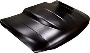 Key Parts 0856-036 Steel Cowl Induction Hood