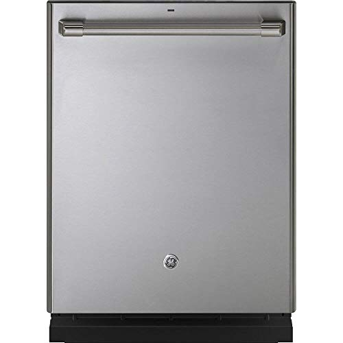 GE CDT835SSJSS Cafe 24″ Stainless Steel Fully Integrated Dishwasher – Energy Star (Certified Refurbished)