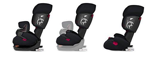 sillas coche grupo 1-2-3 isofix