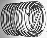 Helical Insert, SS, M10 x 1.25, 15mm L, Pk10