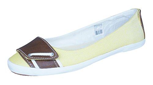 Tretorn Mia Mesh Beleg der Frauen auf Schuhe Yellow