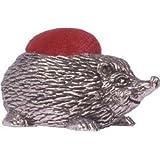 Wentworth Pewter - Hedgehog Pewter Pincushion - 40mm x 25mm x 20mm