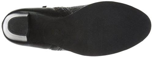 MIA Women's Riya Ankle Boot Black hZZzj3Z
