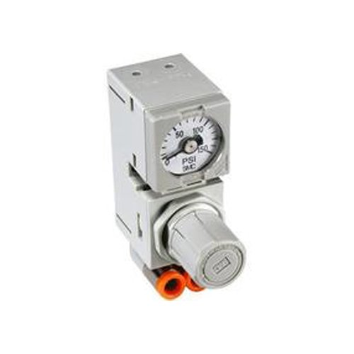 SMC ARM10F1-20GP Single Regulator, Front Handle Type SMC Pneumatics (UK) Ltd