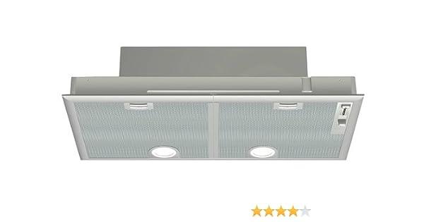 Bosch serie 4 - Campana decorativo 70cm gris metalizado 600m3/h clase de eficiencia energetica d: 209.18: Amazon.es: Grandes electrodomésticos
