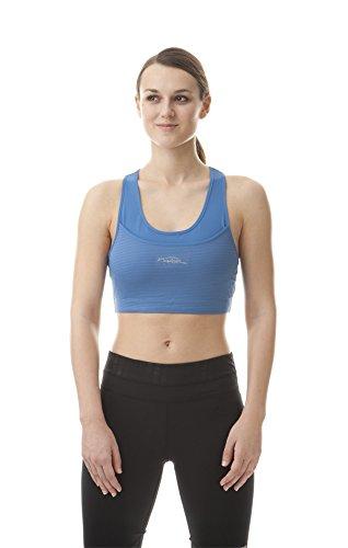 Nordblanc Mujer Fitness Bra adom Azul - azul