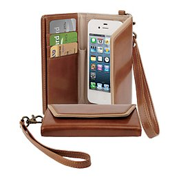 5d19afd167c3 Amazon.com  Ativa Mobil IT Wristlet for iPhone 5  iPhone Wallets ...
