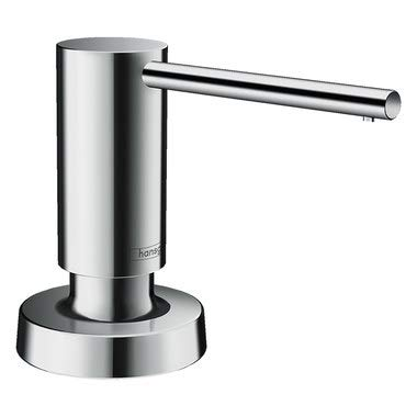 Amazon.com: Hansgrohe 40448001 - Dispensador de jabón, color ...
