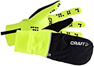 Craft Hybrid Weather 2-in-1 Bike Cycling Mitten Gloves