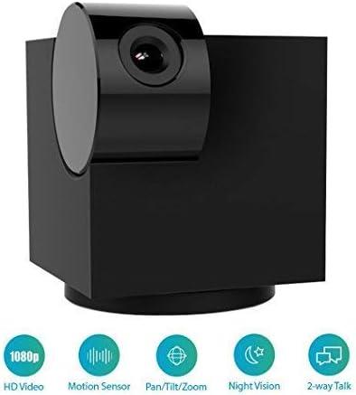Blackbox S 1080p IP Indoor Security Camera Wi-Fi Pan Tilt Zoom, Night Vision, Two-Way Talk, ONVIF