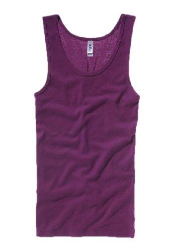 Bella Canvas - Camiseta de tirantes - para mujer Violet - Currant