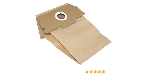 10x Bolsas para aspiradoras papel para AEG GR13, VAMPYR 400 ...