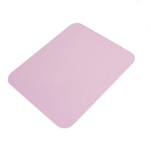 Amazon.com : Luz púrpura de silicona antideslizante Mat ratón Pad Para ordenador portátil PC : Office Products