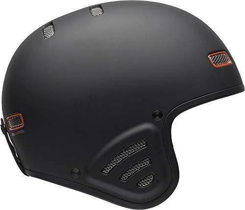 Bell Full Flex Adult BMX & Skate Helmet (Matte Black (2019), Medium)