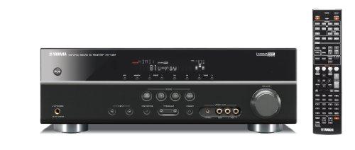 Yamaha RX-V367BL 500-Watt 5.1- Channel AV Receiver
