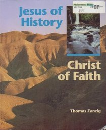Paperback Jesus of History, Christ of Faith Book