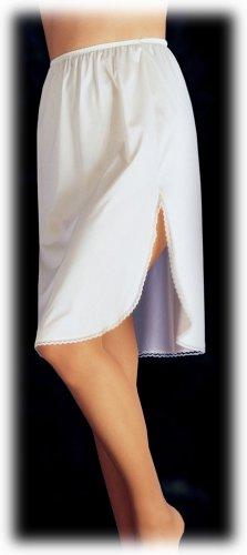 Vanity Fair Women's Full Figure 360 Half Slip,  Star White,  Xxx-Large, 24 - Locations Fair Fashion