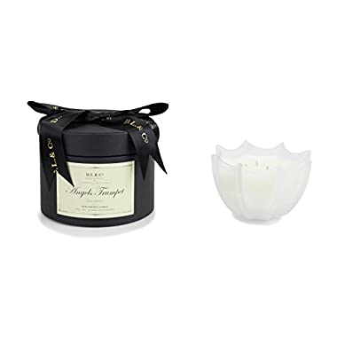 D.L. Angels Trumpet Candle, 10-Ounce