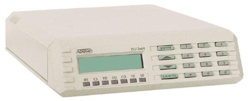 ADTRAN ISU 2 X 64 (U Interface) Standalone ISDN Bri -