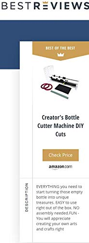 Creators-Bottle-Cutter-Professional-Series-DIY-Trusted-Reliable-Loved-Cuts-Glass-WineBeerLiquor-Bottles-Consumers-Choice-Rated-Number-One-Best-in-The-World-Precision-Made-in-The-USA