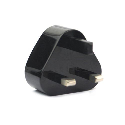 Keple, Damen Pumps  Black / 0.8m / Retractable UK Mains / USB