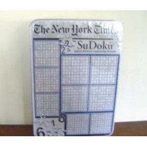 new york times sudoku - 2