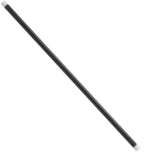 Body-Solid Tools BSTFB36 Weighted Exercise Bar for Pilates, Yoga, Cross-Training, and Physical Therapy, 36 Lbs