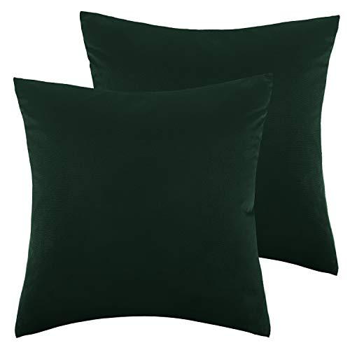 Green Velvet Cushion Set - 6