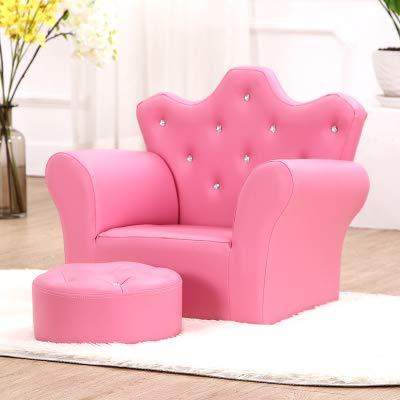 sillón infantil Sofá para niños linda niña princesa bebé ...