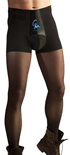C403m Comfort4men Pantyhose Tights For Men With Support