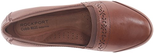 Women's Gigi Flat Almond Cobb Hill Rockport Und8axgwqU