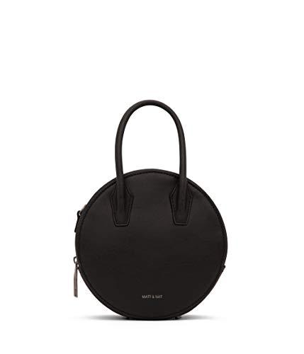 Nat Mini Black amp; Black Collection Matt Vintage Handbag Kate FqTxwU