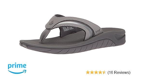 ab92dd0aab32 Waterproof Reef Footwear Girls Slap 3 Athletic Sports Flip Flops For Women  With Soft Cushion Footbed ...