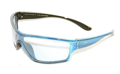 Gafas de sol Vuarnet 662ND Deporte Azul cristal Transparente ...