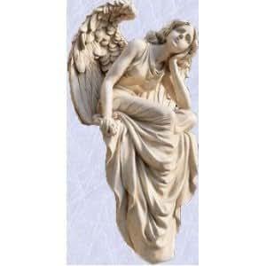 Stella la sesión ángel Estatua Casa Jardín Escultura (el ángel Digital)
