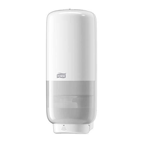 Tork-561600-Dispensador-para-Jabon-en-Espuma-con-Sensor-Intuition-Dosificador-Elevation-compatible-con-el-sistema-S4-Blanco