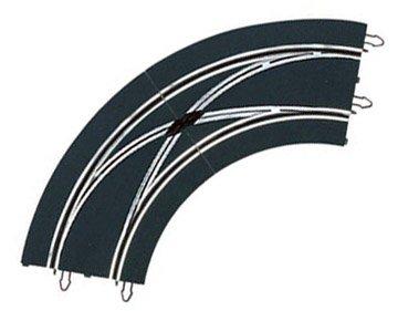 Scalextric-Digital-System-Cambio-de-carril-en-curva-para-pista-digital-1-unidad-25050