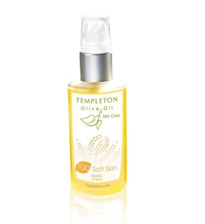 Olive Oil Facial - TOO Soft Skin Care: Cold Pressed California Extra Virgin Olive Oil (2oz.) (Lemon)
