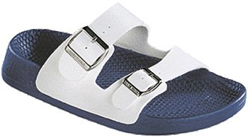 Birki ''Barbados'' from Birko-Flor in White 36.0 EU W