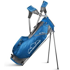Sun Mountain 02SM257 BLGY 2019 2.5+ Stand Bag Blue/Grey, Blue|Grey, Large