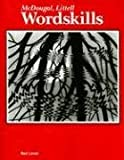 img - for McDougal Littell Wordskills: Red Level, Grade 7 by James E. Coomber, Howard D. Peet (February 2, 1999) Paperback book / textbook / text book