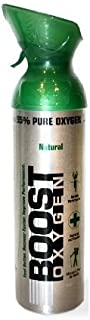 product image for New and Larger, Boost Oxygen Natural Energy in a Can, New Large Size: 10 Liters over 200 One-Second Inhalations, Pack of 8