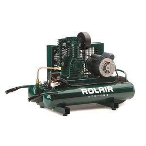 ROLAIR 1.5 HP 115V , 7.3 CFM 90PSI,